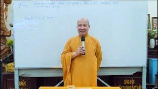Hấp dẫn nghe thầy Trí Huệ kể về nguồn gốc đạo Phật