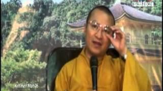 Kinh Hiền Nhân 06: Đáng Kính và Đáng Ghét (15/07/2012) video do Thích Nhật Từ giảng