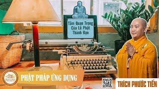 Tầm Quan Trọng Của Lễ Phật Thành Đạo - Thầy Thích Phước Tiến mới 2020