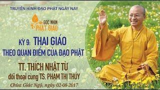Góc nhìn Phật giáo kỳ 09: Thai giáo theo quan điểm đạo Phật