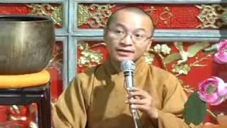 Phật giáo nhập thế (19/12/2006) video do Thích Nhât Từ giảng