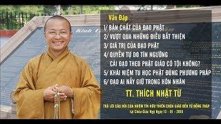 Bản Chất Của Đạo Phật (Vượt Qua Những Điều Bất Thiện)