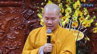 Tụng kinh Phật Căn Bản trong khóa tu Tuổi Trẻ Hướng Phật tại chùa Giác Ngộ ngày 28/03