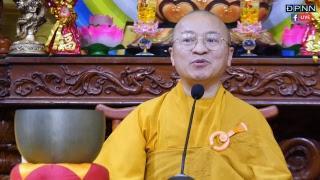 Lễ Làm Con Phật Đầu Năm tại chùa Giác Ngộ - Ngày 13 - 02 - 2019