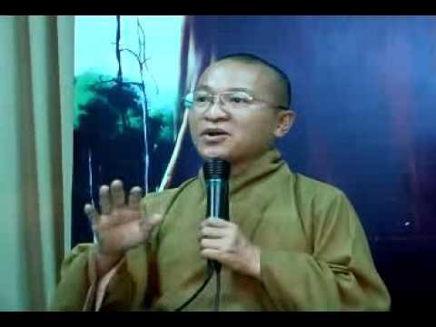 Cư Trần Phú 08: Người trí, kẻ ngu (18/04/2010) video do Thích Nhật Từ giảng