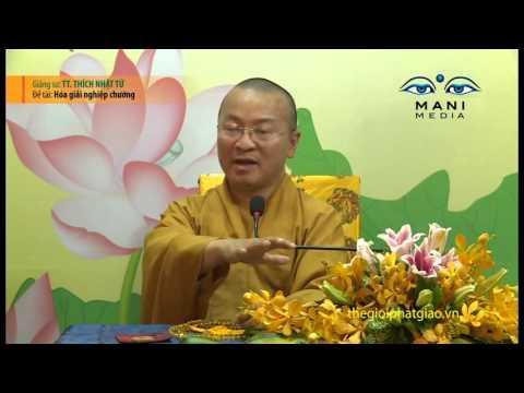 Hóa giải nghiệp chướng (04/01/2014) - Thích Nhật Từ