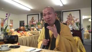 Bước Đầu Học Phật - Vào Cổng Chùa