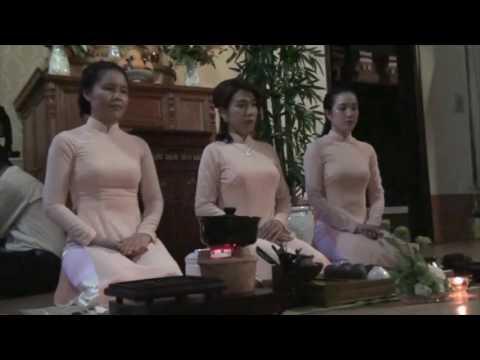 Thiền Trà Hương Vân - Phật Đản 2560