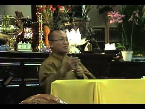 Đem Phật về nhà B (04/08/2007) video do Thích Nhật Từ giảng