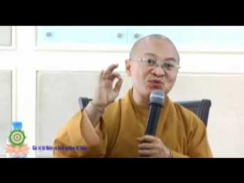 Giá trị từ thiện và kinh nghiệm từ thiện (10/11/2011) video do Thích Nhật Từ giảng