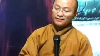 Kinh Trung Bộ 115: Chân dung người trí-Kinh Đa Giới (23/11/2008) video do Thích Nhật Từ giảng