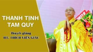 Thanh Tịnh Tam Quy