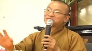 Nguyên lý quản lý tốt (03/06/2007) video do Thích Nhật Từ giảng