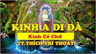 Kinh A Di Đà (Bản Việt Văn) (Có Chữ Dễ Đọc Tụng Theo)