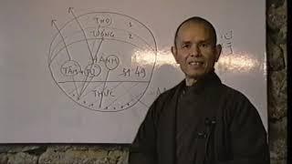 Chánh Ngữ và Chánh Nghiệp [Phật Pháp Căn Bản 09] | TS Thích Nhất Hạnh(19-12-1993, XM, Làng Mai)
