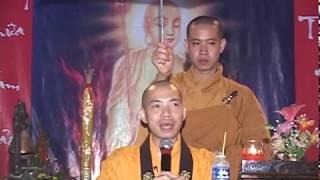 Chùa Giác Lâm 2008 - Ý NGHĨA NGÀY VU LAN - TT. Thích Quang Thạnh