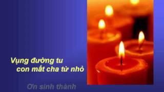 BÀI THƠ DÂNG CHA - Nhạc Võ Tá Hân - Thơ Diệu Hạnh - Ca sĩ Trung Hậu