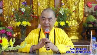 Cách Sống Đúng Của Phật Tử Mặc Áo Giới