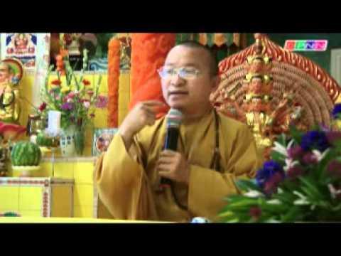 Tỳ ni nhật dụng 05: Chánh niệm trong sinh hoạt (24/06/2011) video do Thích Nhật Từ giảng