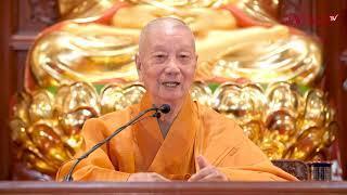 Hòa Thượng Thích Trí Quảng có thông điệp gửi đến Tăng Ni, Phật Tử