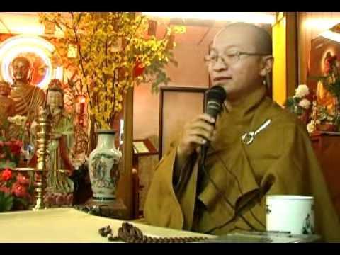 Kết Hôn Với Phật Pháp - Phần 1/2 (08/07/2007) video do Thích Nhật Từ giảng