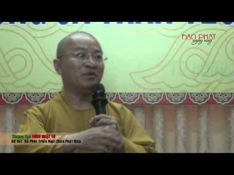Để Phát Triển Ngôi Chùa Phật Giáo (29/07/2013) video do TT Thích Nhật Từ giảng