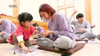 Thử cảm giác đi tu một ngày ở chùa Hàn Quốc - VTV4 đưa tin