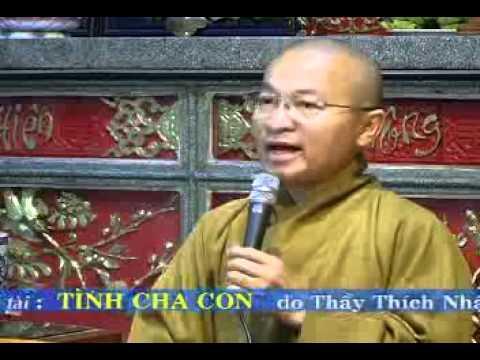 Vấn đáp: Tình Cha Con - phần 1/5 (22/06/2009) video do Thích Nhật Từ giảng