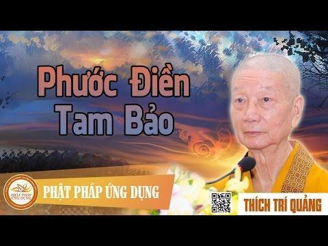 Phước Điền Tam Bảo