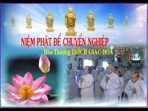 Niệm Phật Để Chuyển Nghiệp