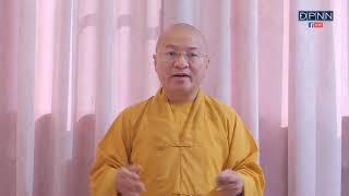 TT. Thích Nhật Từ chia sẻ với cựu Tăng Ni sinh khoa Triết - 31-08-2019