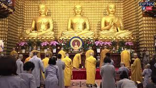 Lễ Sám Hối tại chùa Giác Ngộ Ngày 31 - 07 - 2019
