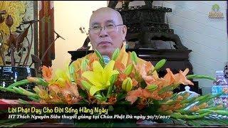 Lời Phật Dạy Cho Đời Sống Hằng Ngày 01