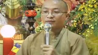 Phật đản Liên Hiệp Quốc 2007 (30/05/2007) video do Thích Nhật Từ giảng