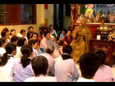 Phật Giáo Và Khủng Hoảng Tài Chính (08/02/2009) video do Thích Nhật Từ giảng