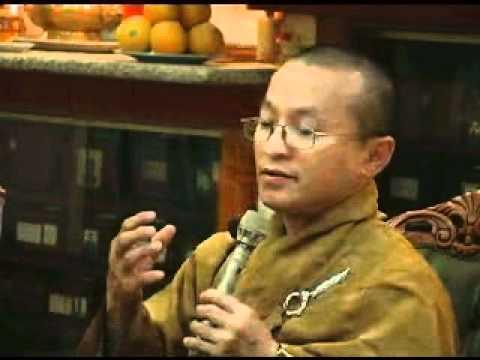 Vượt qua tuổi già cô đơn - Phần 2 (Vấn đáp) (03/06/2006) video do Thích Nhật Từ giảng