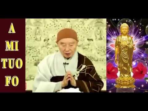 Thầy Tịnh Không Niệm Phật Tiếng Hoa (AMiTuoFo, A Di Đà Phật) (Mới, Rất Hay)