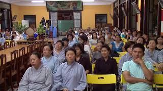 Hạnh hiếu của đệ nhất Thánh tăng trí tuệ
