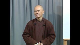 Tam Thời Tức Quá Khứ Là Tương Lai-TS Thích Nhất Hạnh (02-12- 2004, Xóm Hạ, Làng Mai)