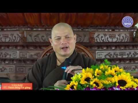 Vấn đáp Phật pháp