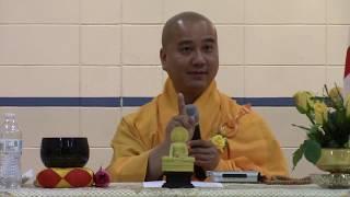 Thầy Thích Pháp Hòa Tai Chua Giac Lam - St. Cloud Minnesota August 26 2017 - English version