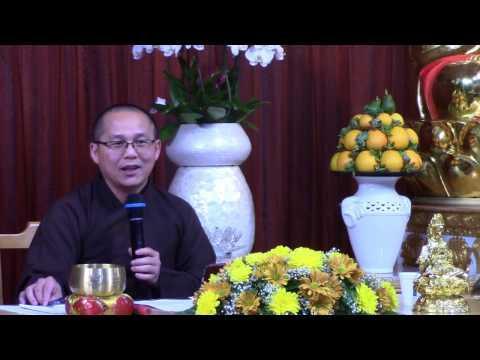 Phật Pháp Căn Bản - Ôn Thi Cuối Khoá