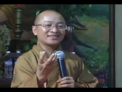 Đạo Phật Và Tuổi Trẻ - Phần 1/2 (17/10/2008) video do Thích Nhật Từ giảng