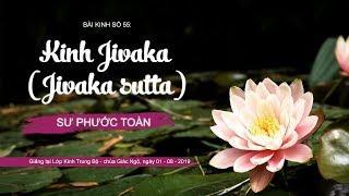 BÀI 55: Kinh Jivaka Jivaka sutta - Sư Phước Toàn