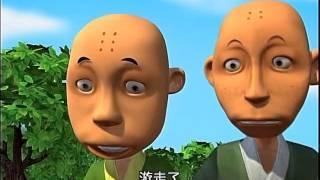 Hoạt hình Phật giáo: Tế Điên Hòa Thượng