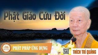 Phật Giáo Cứu Đời