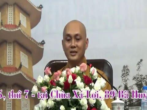 Phật Tử Tại Gia 38: Giới Không Uống Rượu (phần 1)