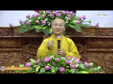 Vấn đáp: Cảm xúc khi niệm Phật