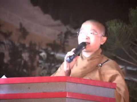 Ý Nghĩa 12 Lời Nguyện Tịnh Độ (11/12/2008) video do Thích Nhật Từ giảng