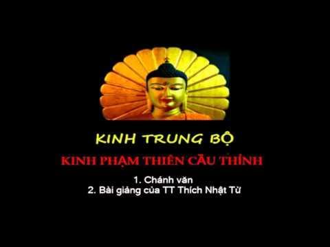 Kinh Trung Bộ - Kinh Phạm thiên cầu thỉnh. MP3